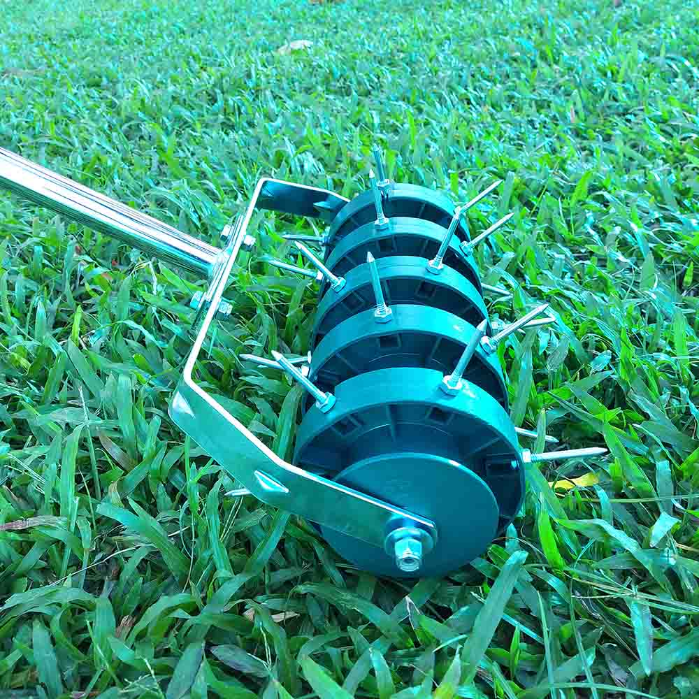 where to buy rolling lawn aerator