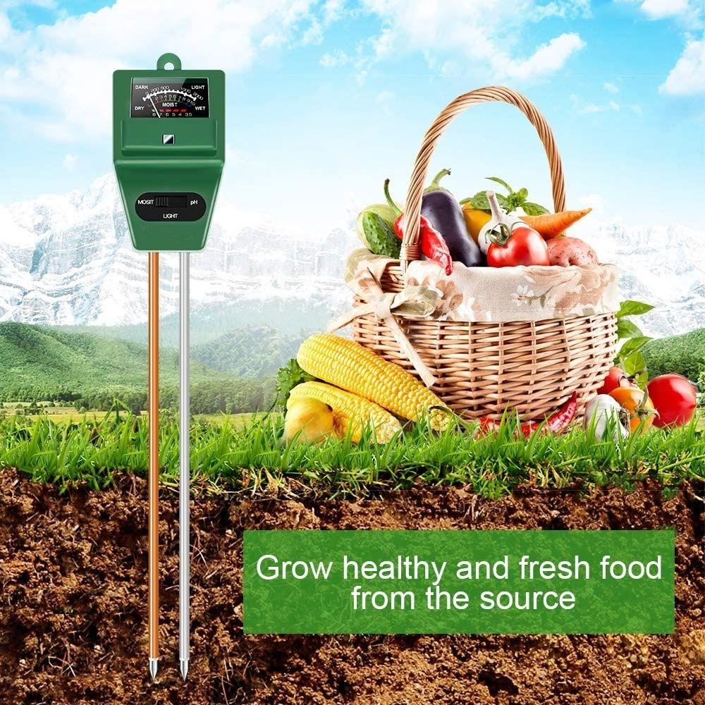 best digital soil tester