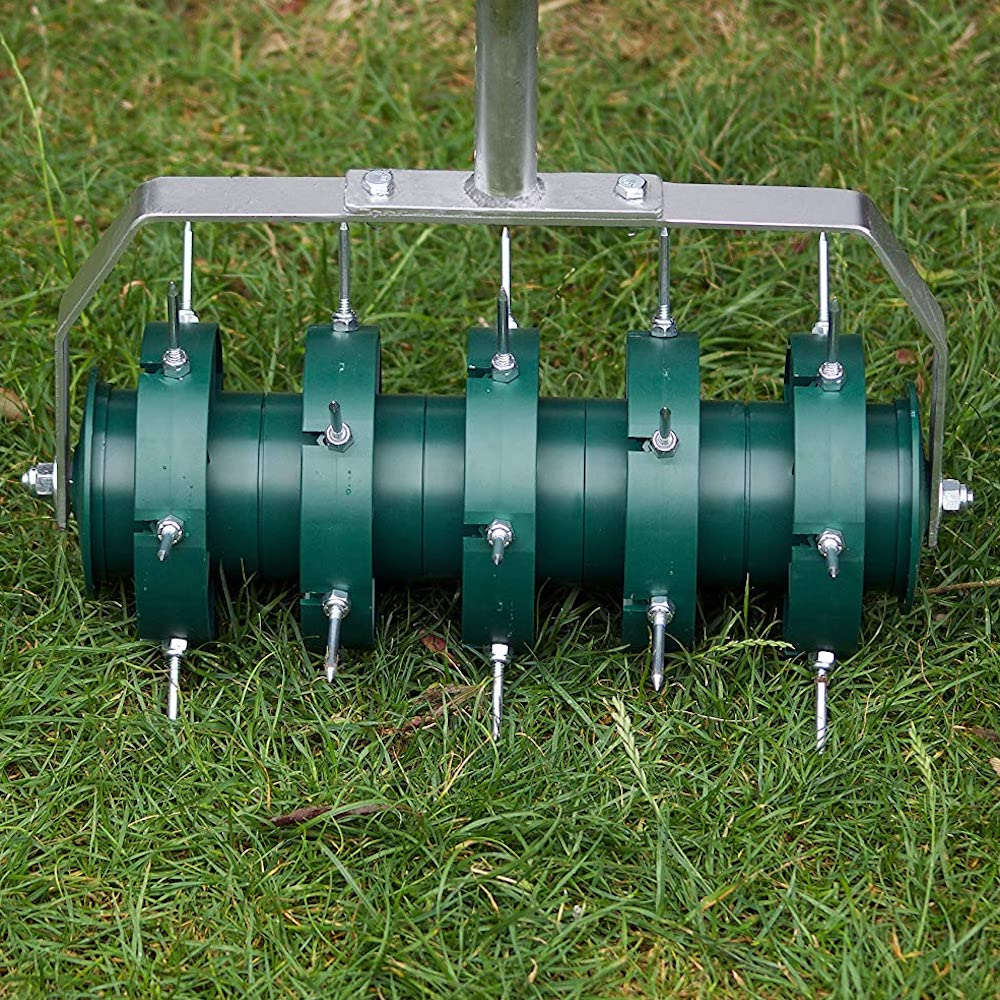 rolling lawn aerator buy online